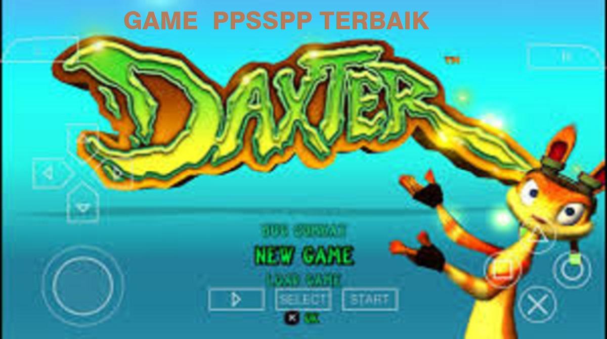 Game PPSSPP Terbaik