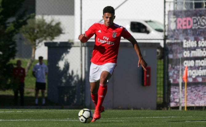 Blog Benfica Gonçalo Ramos Formação