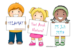 Ucapan Selamat Hari Anak Nasional lengkap kata bijak terbaru