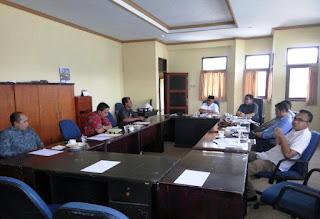 Komisi III DPRD : Kualitas Jalan Lobar Memprihatinkan