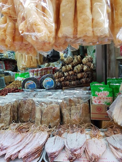 Wisata Budaya, Bangkok Flower Market-Yaowarat