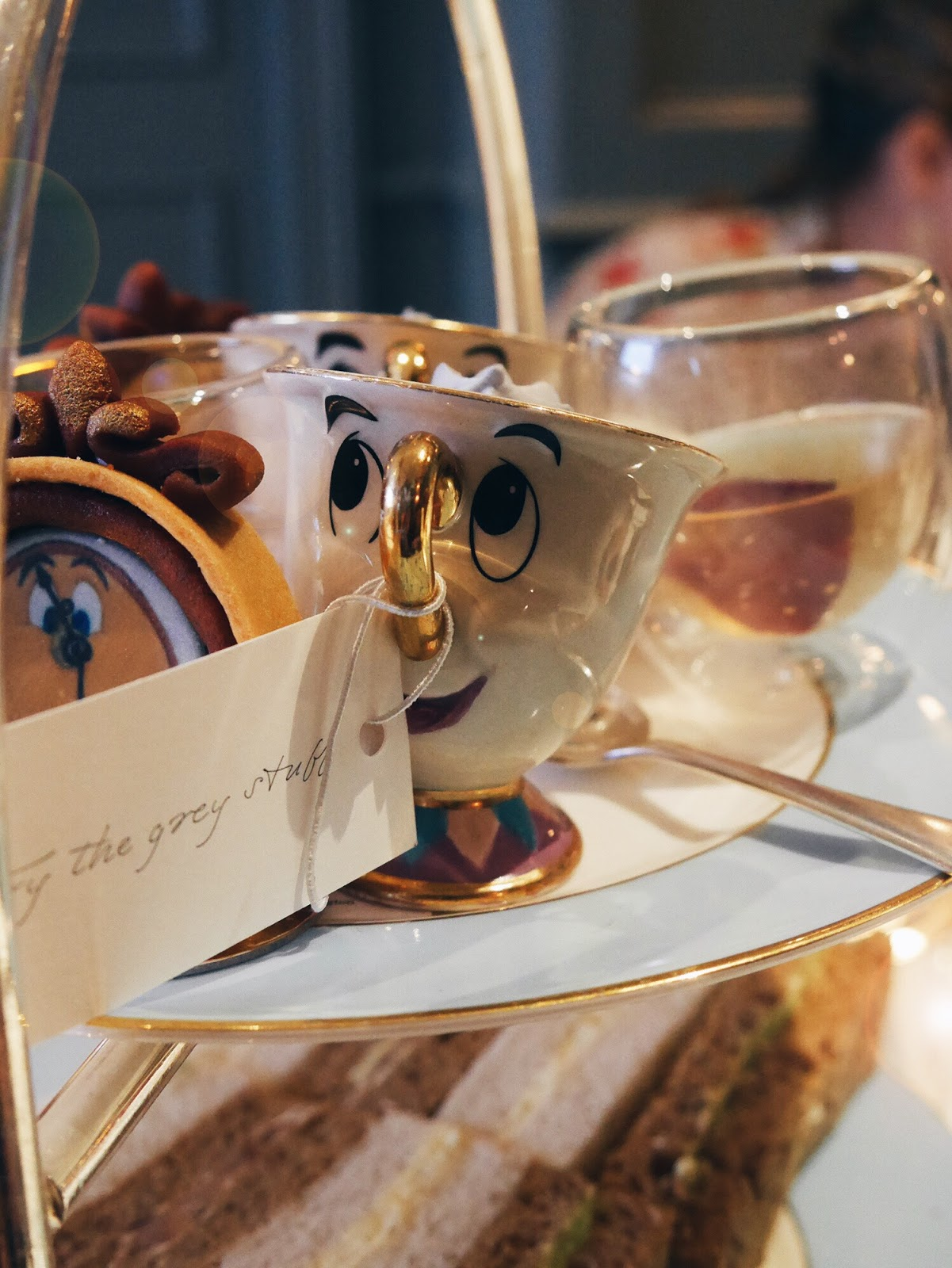 Beauty & the Beast Afternoon Tea, The Kensington Hotel