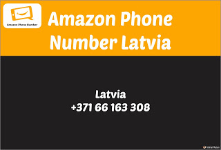 Amazon Phone Number Latvia