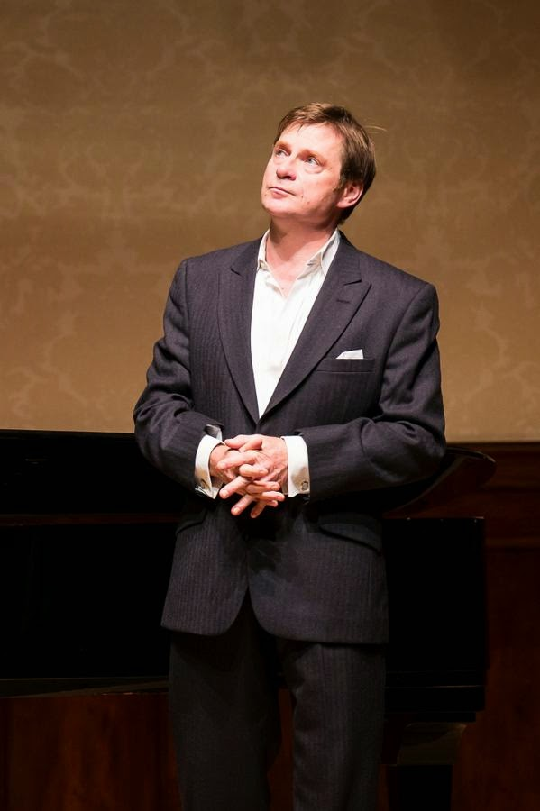 Simon Keenlyside at the Wigmore Hall- Photo credit Simon Jay Price