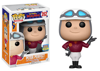 Pop! Animation: Wacky Races - Peter Perfect.