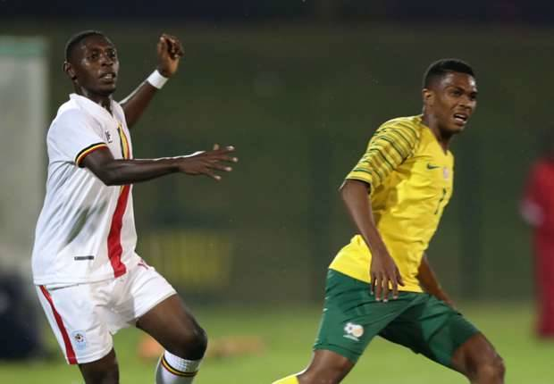 Bafana Bafana advanced to the Plate final of the COSAFA cup