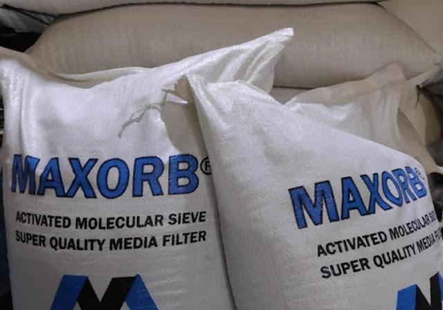 Maxorb Media Filter