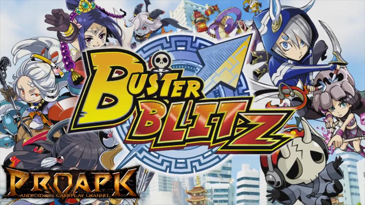 Buster Blitz