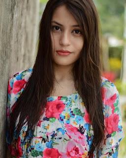 Tahsin Aupshora Ahona Bangladeshi Actress Lovely