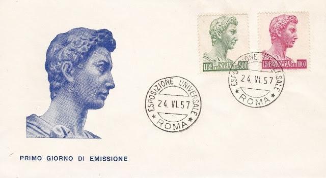 San Giorgio di Donatello Italy 1957