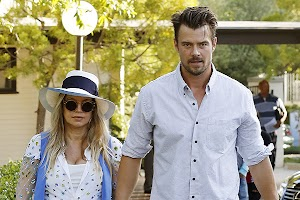 Fergie and Josh Duhamel have unveiled the first photo of her son