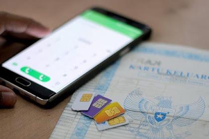 Cara Registrasi Kartu Agar Terdaftar Secara Resmi