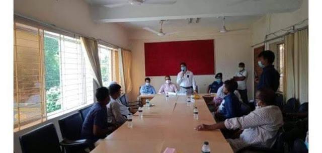 সিরাজগঞ্জ বেলকুচিতে যানজট নিরসনে আলোচনা সভা