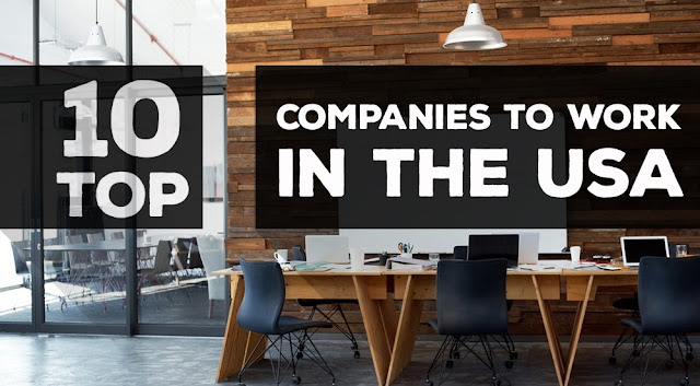 Top 10 Companies of the USA