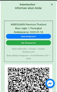 Cara Membuat Akun WireGuard VPN Premium Gratis Terbaru