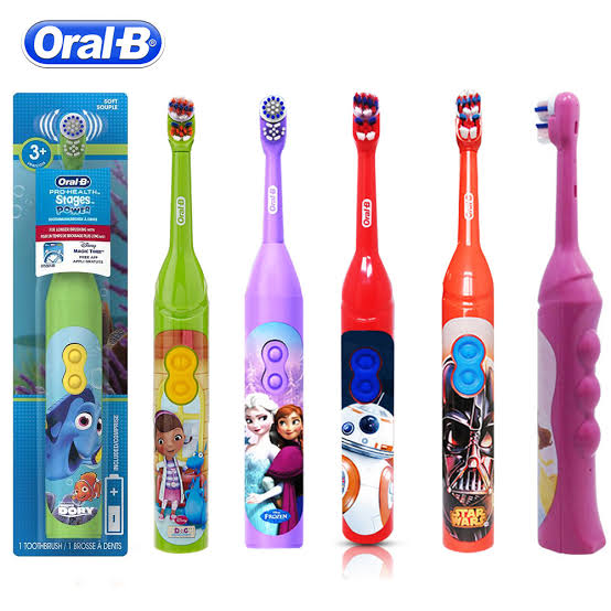 Electric Toothbrushes | Eliminate Your Fears & Doubts About Electric Toothbrush For Kids