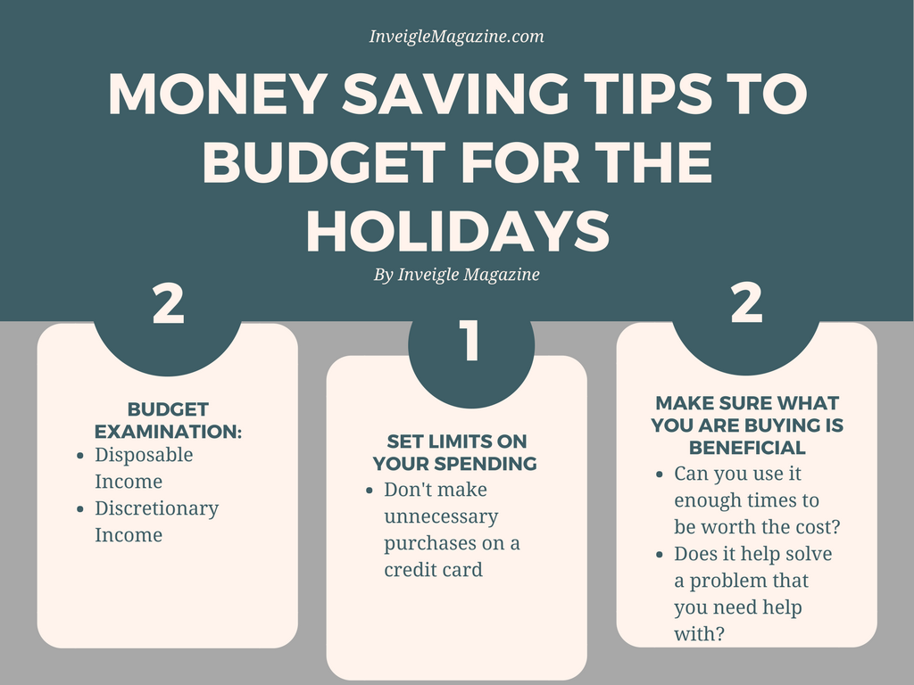 5 money saving tips to budget for the holidays and everyday of your life