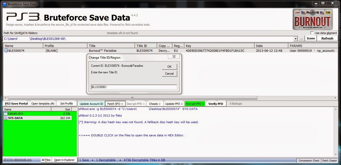 brute force save data ps3 download