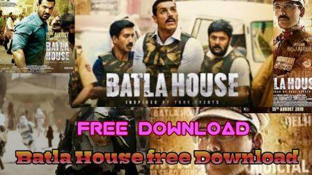 John Abraham's Batla House leaked by TamilRockers within