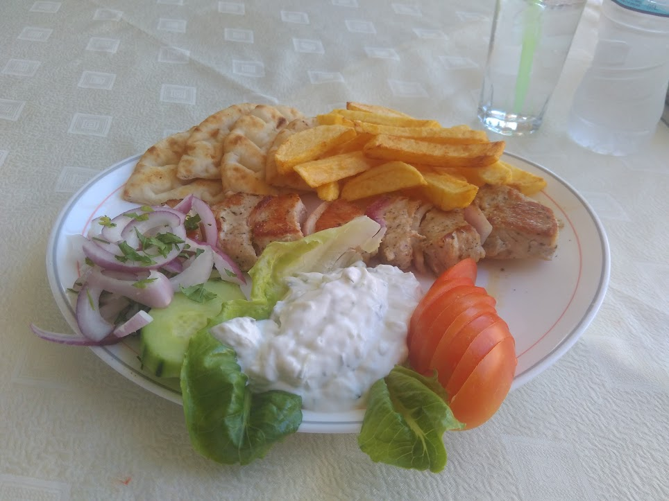 Часть 10. греческая кухня.