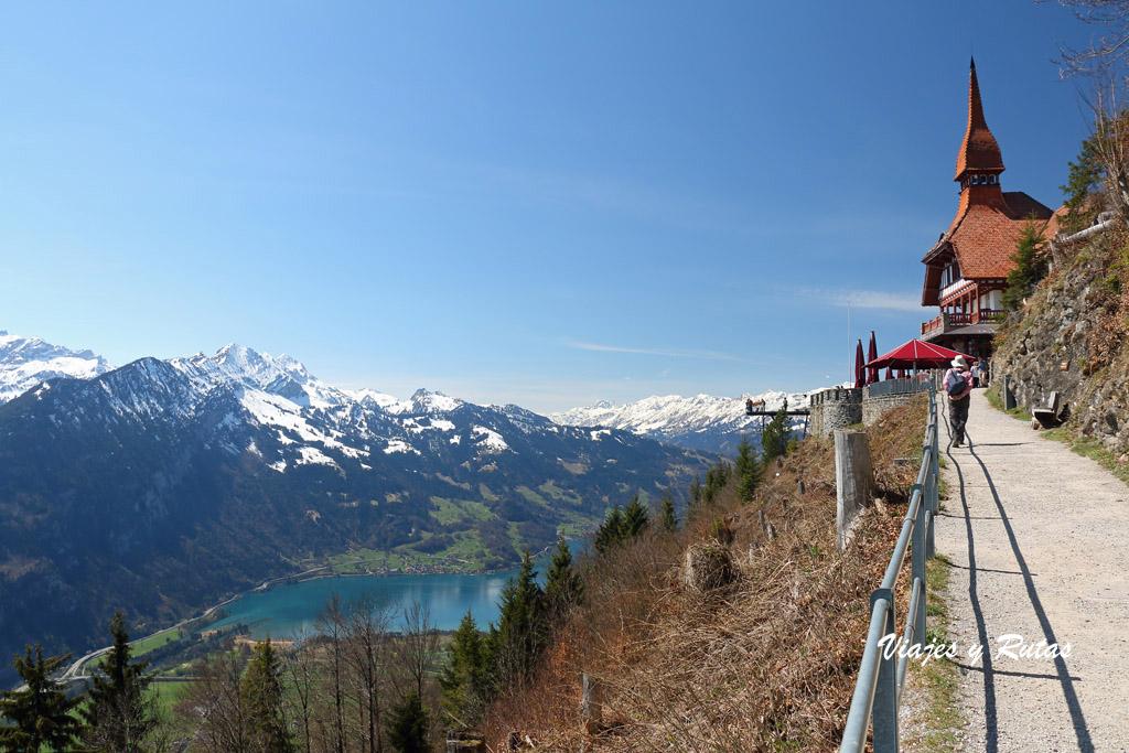Hard Kulm, Interlaken, Suiza