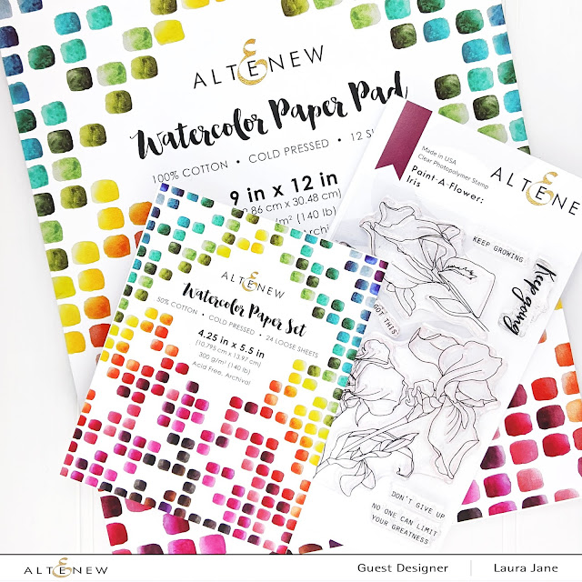 Paint-A-Flower Monthly Subscription