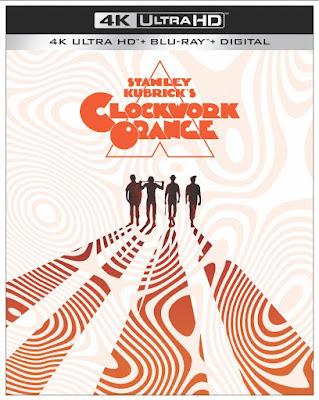A Clockwork Orange on Ultra HD Blu-ray and Digital September 21