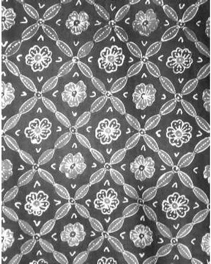 Dalam Lemari 1 Terdapat 4 Kemeja Batik: ASPEK ORNAMEN DALAM KRIYA
