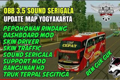 Mod OBB Sound Serigala BUSSID 3.5