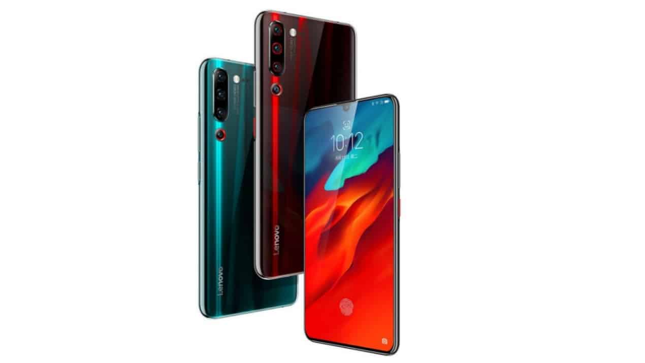 Lenovo Z6 Pro, Lenovo K10 Note and Lenovo A6 Note launched in India, know about them