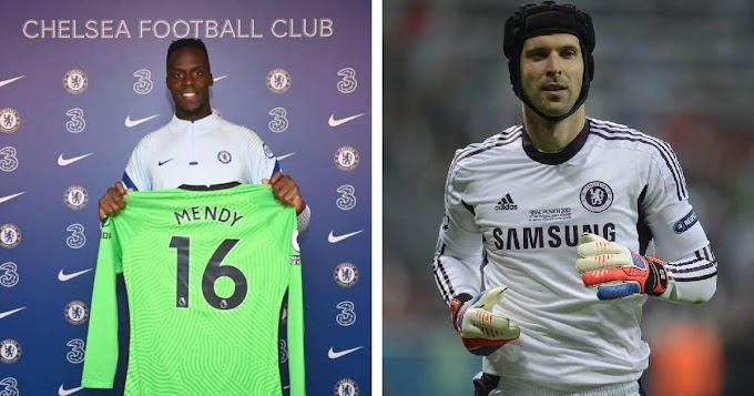 """He has the qualities of overcoming difficult moments"": Petr Cech analyses what Edouard Mendy brings to Chelsea"