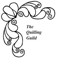 Acreditada en Quilling Guild UK