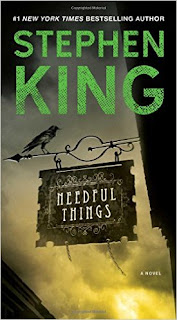 Stephen King Books, Needful Things, Stephen King Store