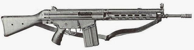 Resultado de imagen para fusil g3