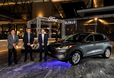 Nueva Ford Escape llega a Guatemala