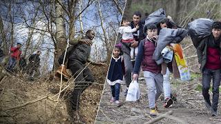 تركيا..آلاف المهاجرين يعبرون إلى اليونان
