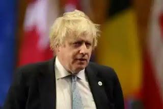 Britain's PM Boris Johnson returns as winner after defeating Coronavirus