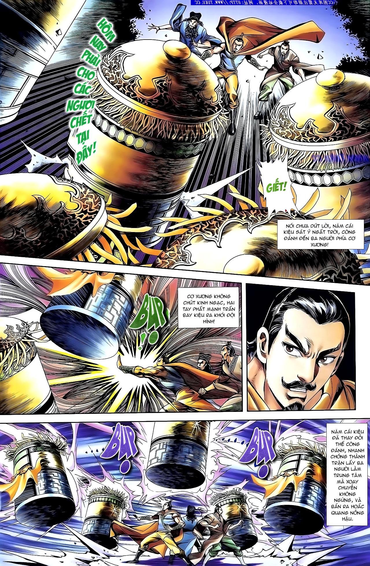 Cơ Phát Khai Chu Bản chapter 133 trang 30