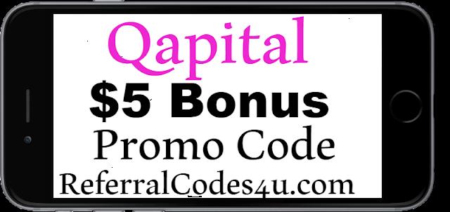 Qapital Promo Code, Sign Up Bonus, Refer A Friend Bonus and Reviews 2018-2019