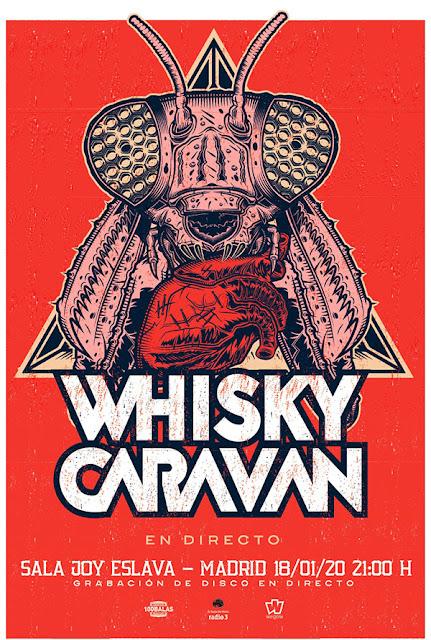 Agenda de giras, conciertos y festivales - Página 19 Whiskycarav