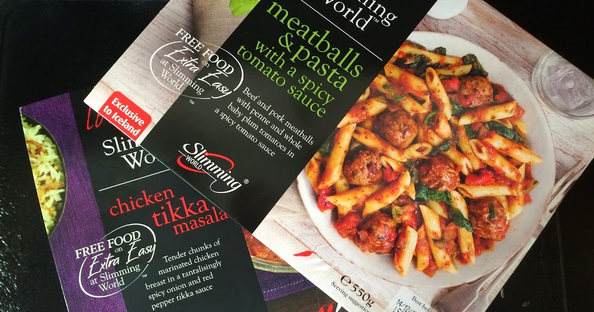 Slimming World Ready Meals An Honest Review Girl Up North