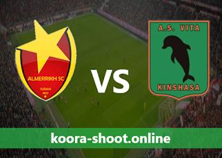 بث مباشر مباراة فيتا كلوب والمريخ اليوم بتاريخ 09/04/2021 دوري أبطال أفريقيا