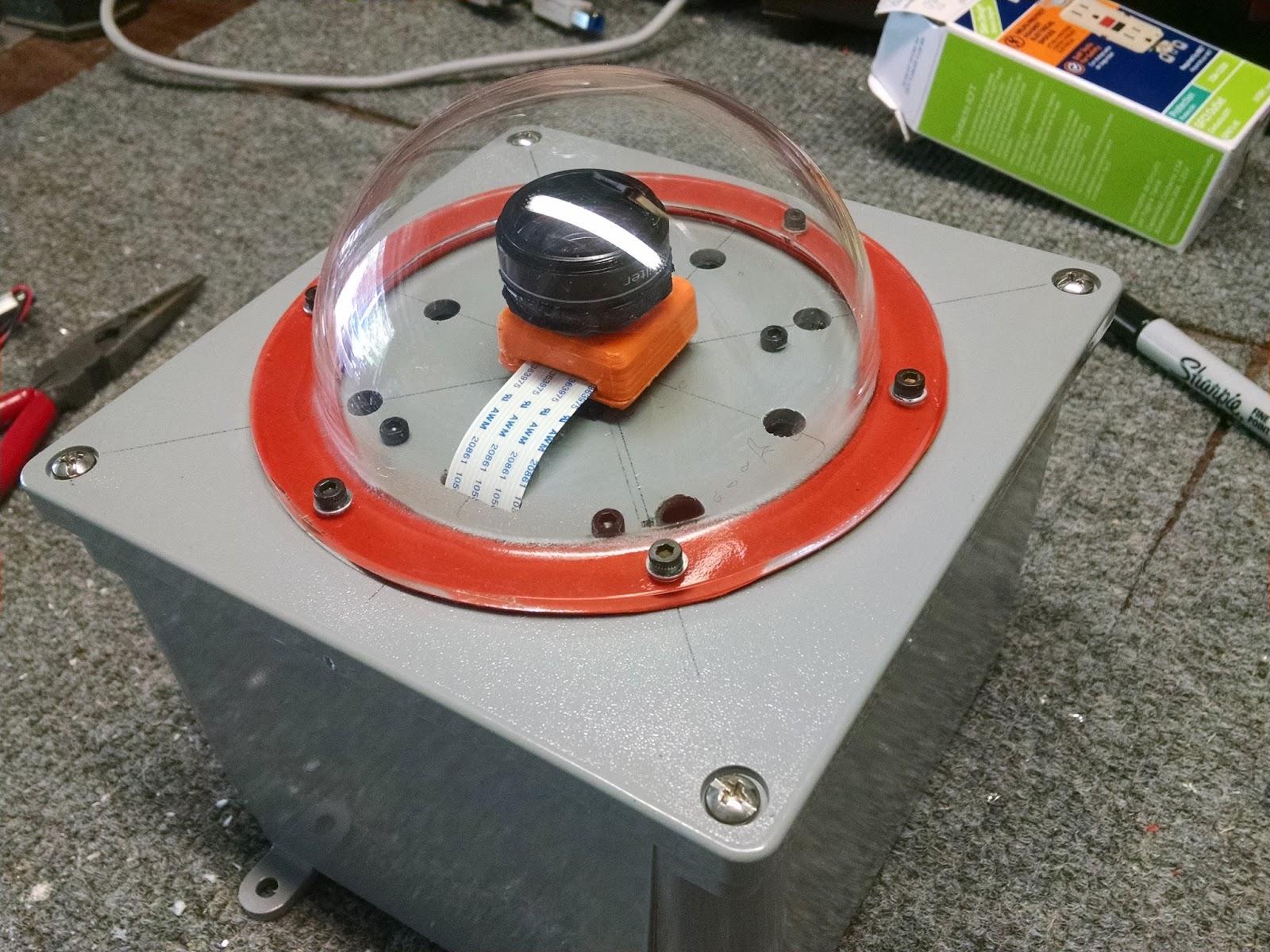 Short Circuits and Infinite Loops: Raspberry Pi Skycam w/ NoIR V2