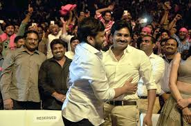 Chiranjeevi's Surprise For PSPK