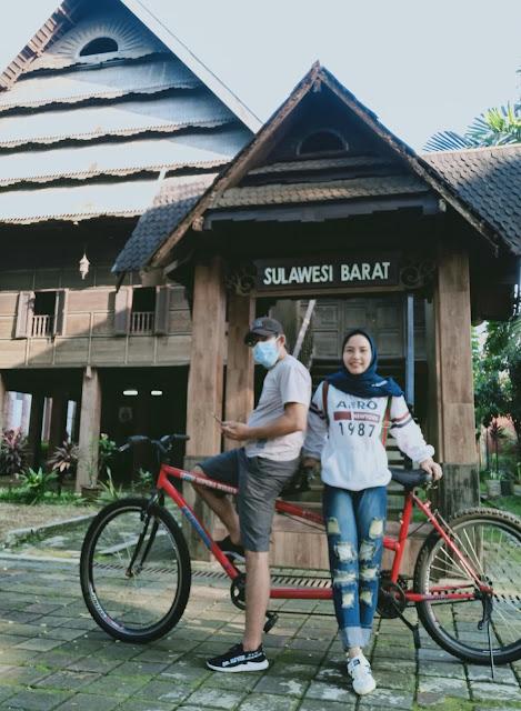 Anjungan Sulawesi Barat