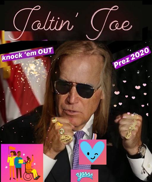 Joltin' Joe 2020 Yasss