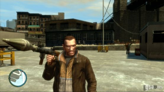 Gta IV screenshot 2