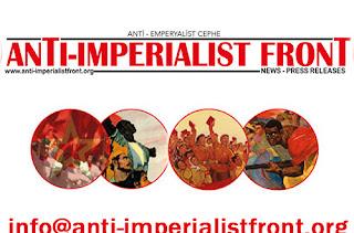 açıklamalar, anti-emperyalist cephe, suriye