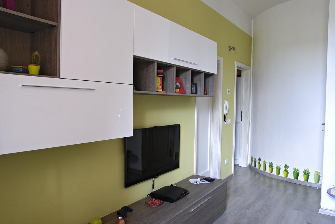 Arredamento e dintorni pareti colorate for Immagini pareti colorate soggiorno