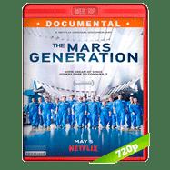 Generación Marte (2017) WEBRip 720p Audio Dual Latino-Ingles